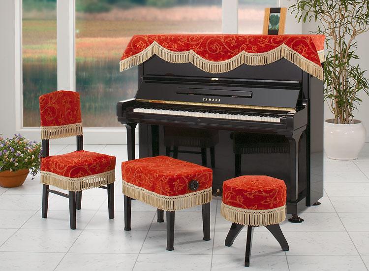 アルプス製 トップカバー 130ピアノカバー インポートタイプ