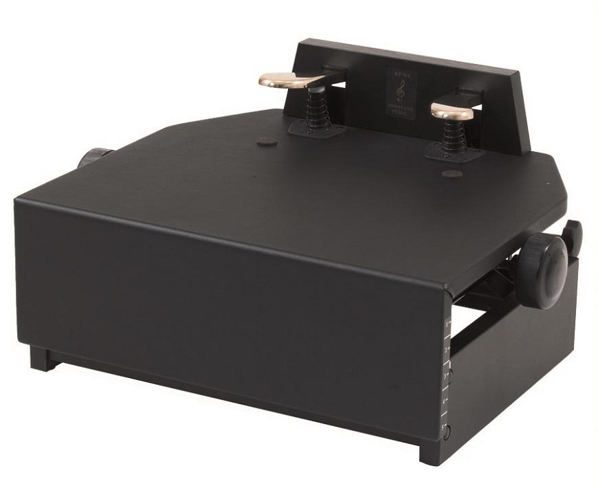 甲南 安心の日本製 ピアノコンクールに 【送料無料】ピアノ補助ペダル 補助台 KP-W1