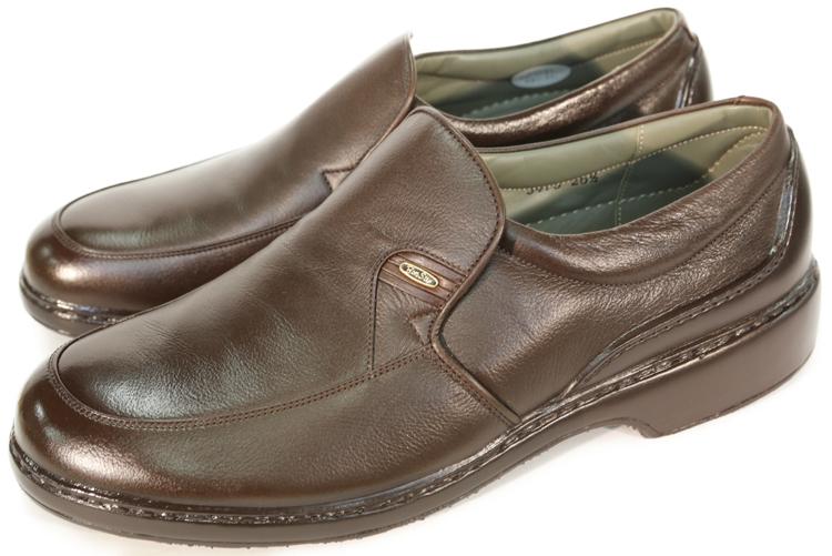 ボンステップ メンズ 靴Bon Step/ボンステップBS-5475 メンズ スリッポンシューズ紳士(メンズ)靴/大塚製靴,オーツカ,otsuka/ボンステップ(Bon Step)/コンフォートビジネスシューズ/スリッポン,ローファー/防水,撥水/