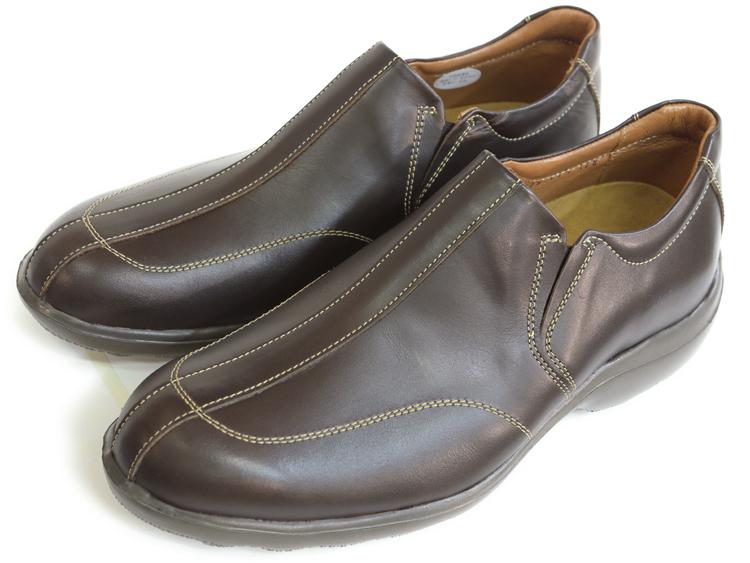 ハッシュパピー 靴 メンズHush Puppies/ハッシュパピー メンズ 大塚製靴M-7028 メンズ スリッポンシューズ紳士(メンズ)靴/大塚製靴,オーツカ,otsuka/ハッシュパピー(Hush Puppies)/コンフォートカジュアル/快適/ラバーソール,滑り止め/