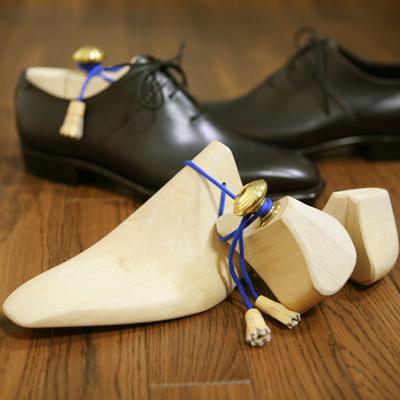 【紳士靴 大塚製靴/OTSUKA M-5(オーツカ M-5)】 OTSUKA M-5 専用シューツリー [Shoe Tree modeled for OTSUKA M-5]【ご注文後約1ヶ月でお届け】