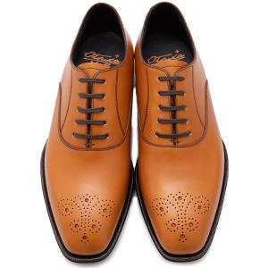 皇室御用達 大塚製靴/OTSUKA Otsuka Plus M5(オーツカプラスエムファイブ)M5-601 内羽根プレーントウメダリオン グッドイヤーウェルト式製法 ブラック・ダークブラウン紳士靴・革靴(メンズ/フォーマル/ビジネス/ドレスシューズ)