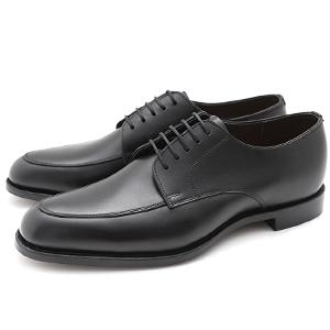 皇室御用達 大塚製靴/OTSUKA Yokohama made(オーツカ ヨコハマ)OG-1003 外羽根Uチップ ブラック・ダークブラウングッドイヤーウェルト式製法(ハンドソーン式製法・九部仕立て)