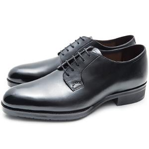 皇室御用達 大塚製靴/OTSUKA Yokohama made(オーツカ ヨコハマ)OT-1011 外羽根プレーントウ ブラック・ダークブラウン紳士靴・革靴(メンズ/フォーマル/ビジネス/ドレスシューズ)