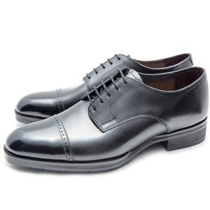 皇室御用達 大塚製靴/OTSUKA Yokohama made(オーツカ ヨコハマ)OT-1101 外羽根ストレートチップ ブラック・ダークブラウン紳士靴・革靴(メンズ/フォーマル/ビジネス/ドレスシューズ)