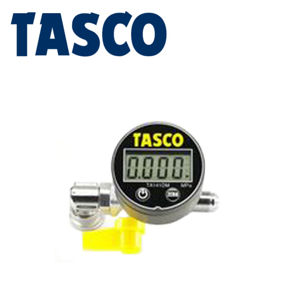 TASCO デジタルミニ真空ゲージキット TA142XD