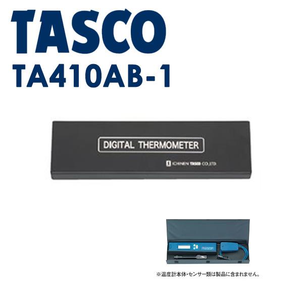 TASCO デジタル温度計表面センサーセット TA410AB