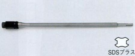 TASCO SDSビット用延長アダプター全長880mm TA655ZZ-3