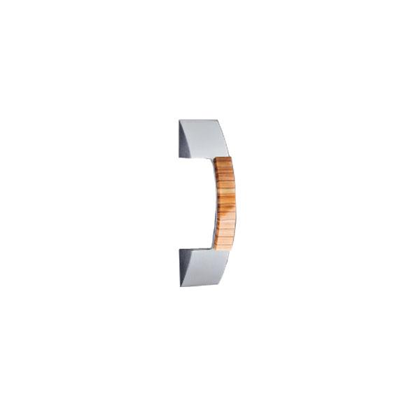 【神栄ホームクリエイト】ウェーブウッド FHAW2312-S-250 シルバー