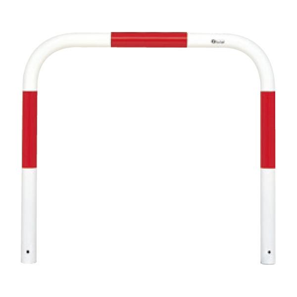【サンキン】メドーマルクゲートタイプ F6-10 赤白