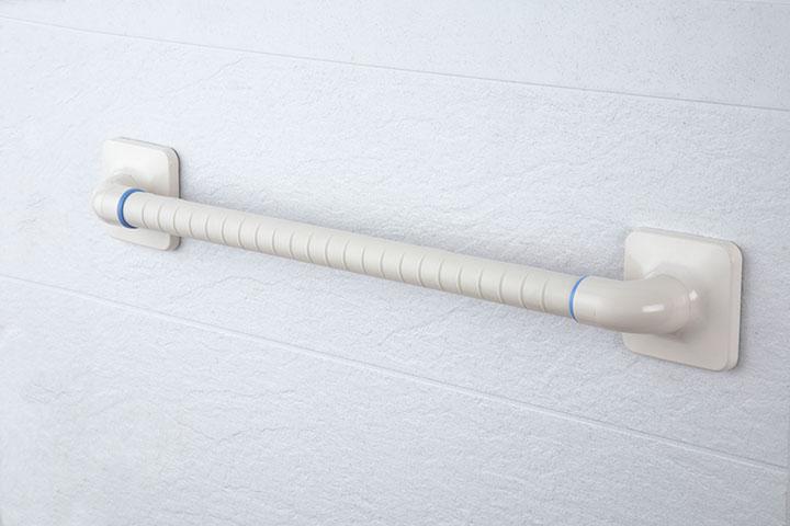 DIPPERホクメイ ベストセレクトバー サクション機構式 ストレート 600 ナシ地・凹凸壁面用 US-600-10 [※代引不可]