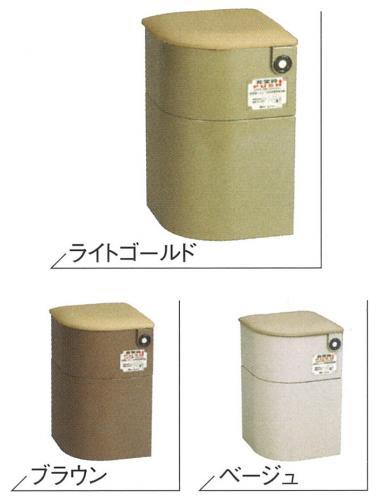【送料無料 一部地域除く】EV椅子(防災対応) 非常用備蓄Bセット付 レザークッション 防災セット/エレベーターイス 3カラー(ライトゴールド/ブラウン/ベージュ)[※代引不可]