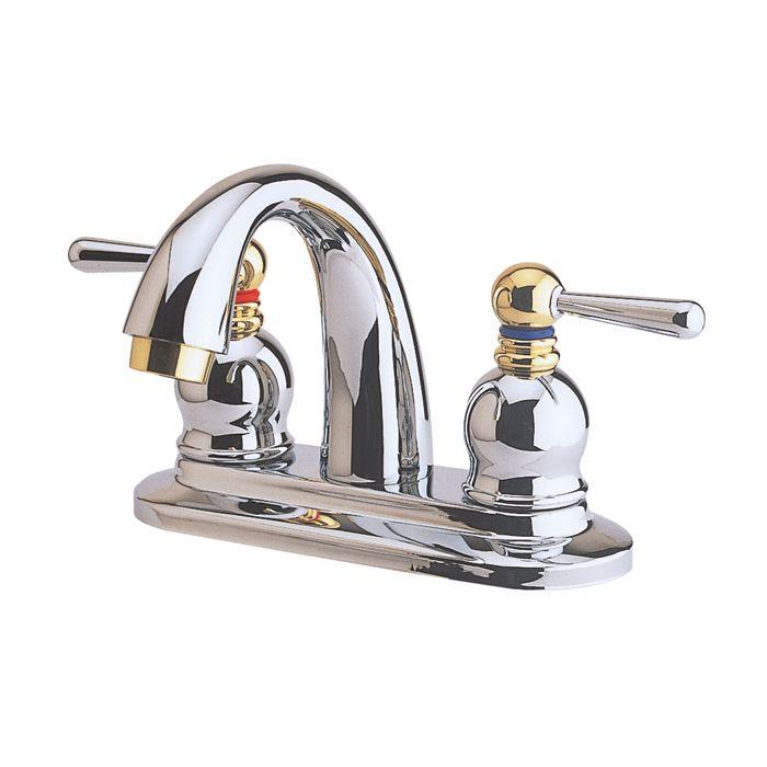 リラインス[RELIANCE] 3穴型2バルブ洗面用混合栓[FC3000]