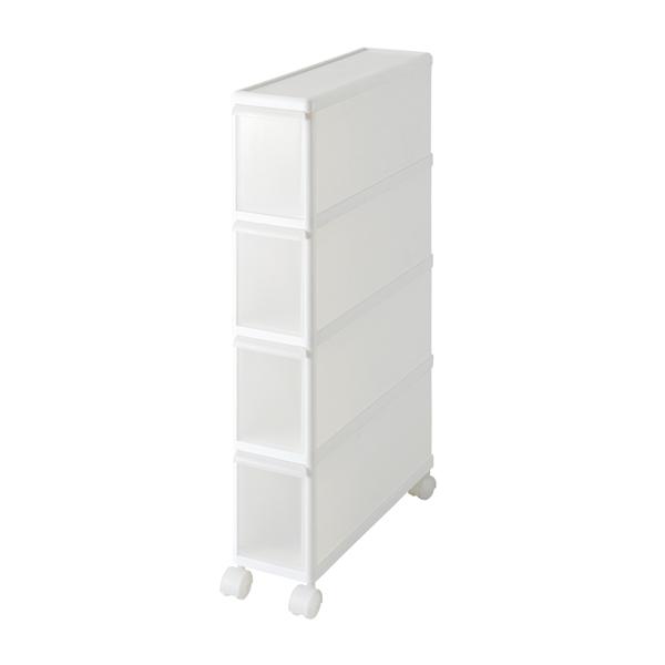 ライクイット Slim 送料無料 Storage Fine Tall Stoker FTS-4 like スリムストレージファイントールストッカー 超人気 it 収納ボックス