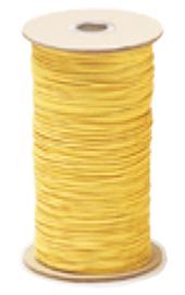 ケブラーひも 6610 φ1.5×200m 黄[※代引不可]