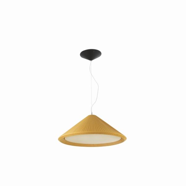 【FARO】HUE IN Toasted yellow pendant lamp o700 FARO FA20120【代引き不可】