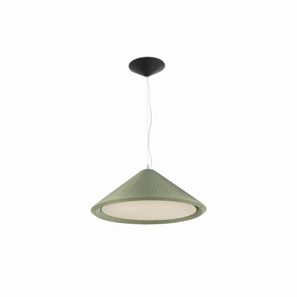 【FARO】HUE IN Olive green pendant lamp o700 FARO FA20122【代引き不可】