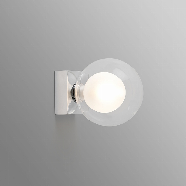 【FARO】PERLA Chrome wall lamp FARO FA40086【代引き不可】