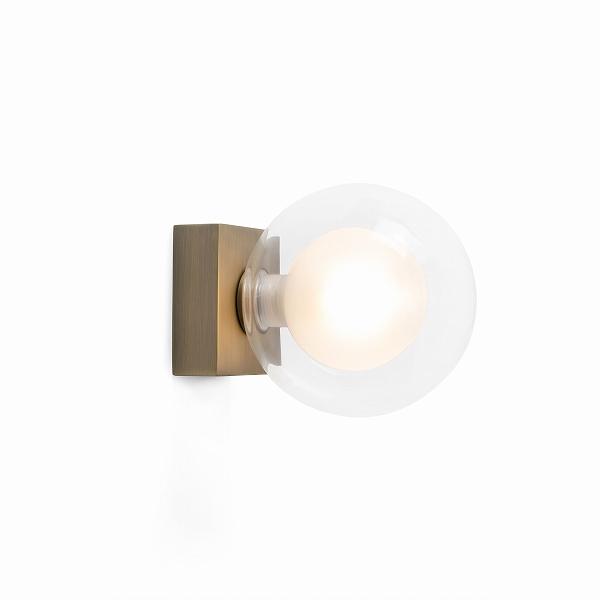 【FARO】PERLA Bronze wall lamp FARO FA40087【代引き不可】