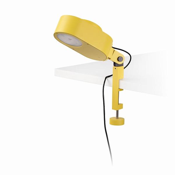 【FARO】INVITING LED Yellow clip lamp FARO FA57305【代引き不可】