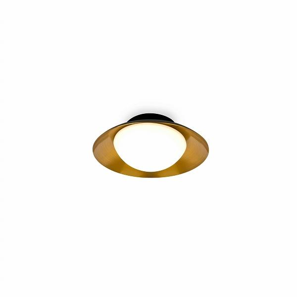【FARO】SIDE LED Black/copper ceiling lamp G9 FARO FA62135【代引き不可】
