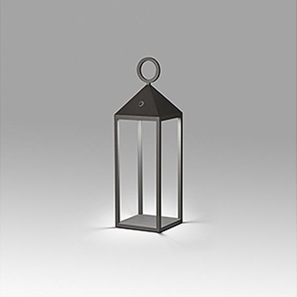 【FARO】 ARGUS LED Dark grey portable lamp FARO FA70784【代引き不可】