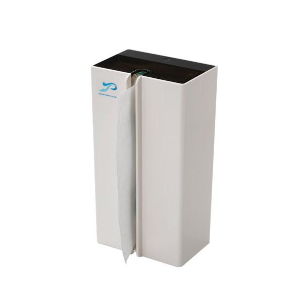 タカラ産業 トイレ ペーパータオル 感染症対策 PTH200 お気に入り ホワイト お求めやすく価格改定 縦型ペーパータオルホルダー