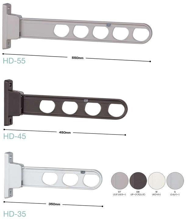 外から洗濯物を見られたくない場合に最適な 低い位置用のホスクリーンです 40%OFFの激安セール 竿掛けアームは 斜め上-水平-収納 の3段活用となっていて 贈呈 使いやすさは抜群です 川口技研 腰壁用ホスクリーン ホワイト×2本 HD-55-W ローコストタイプ hd55w