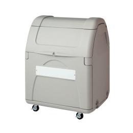 【送料無料 一部地域除く】大型ゴミ箱 ダストボックス #330 完成品[※代引不可]