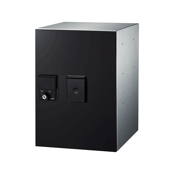 ナスタ NASTA プチ宅 KS-TLR280LB-S400N-BK [捺印付] 背面化粧タイプ