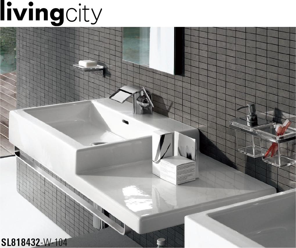 livingcity 洗面器 SL818432-W-104