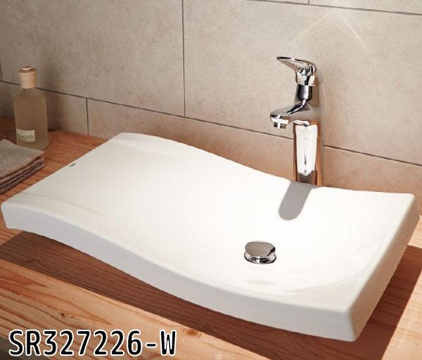 Roca Urbi 洗面器 SR327226-W