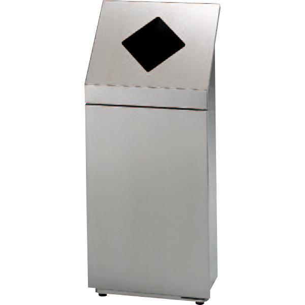 【送料無料 一部地域除く】ダストボックス分別 NK-2439 一般用 YW-15L-SA W390×D230×H900mm[CONDOR(コンドル)] [※代引不可]