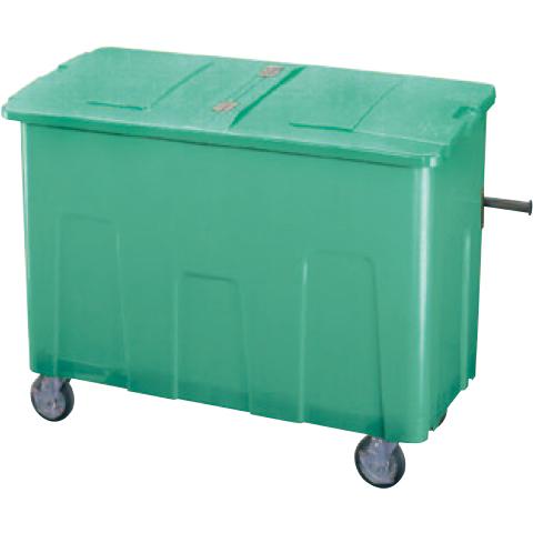 【送料無料 一部地域除く】リサイクルカート アウトバー 0.7 YD-142L-PC W1360×D643×H1050mm[CONDOR(コンドル)] [※代引不可]