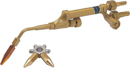 ショートサイズ溶接器(カプラー付) TA370-4H L230mm[※代引不可]
