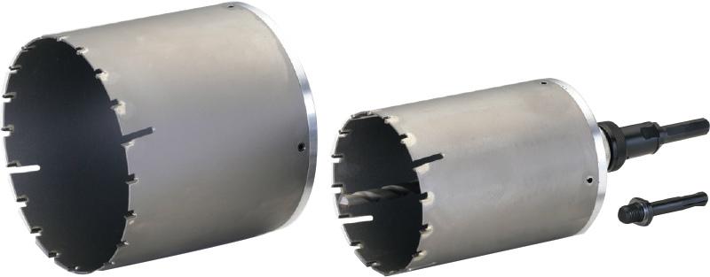換気コアドリルセット(マルチ) TA673RG L130mm[※代引不可]