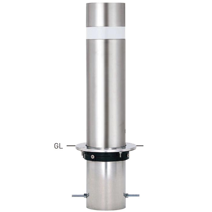 上下式バリアフリー 31NCT-SD φ165.2×t3.0 H587mm [※代引不可][個人宅送料別途見積]