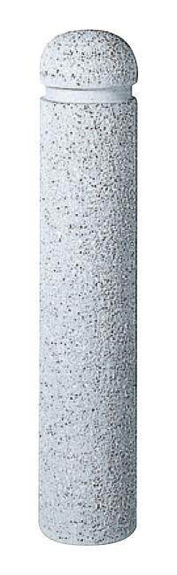 ストーンボラード(稲田擬石)固定式 TPN-404A φ160×H800mm(全長1100)51kg [※代引不可][個人宅送料別途見積]