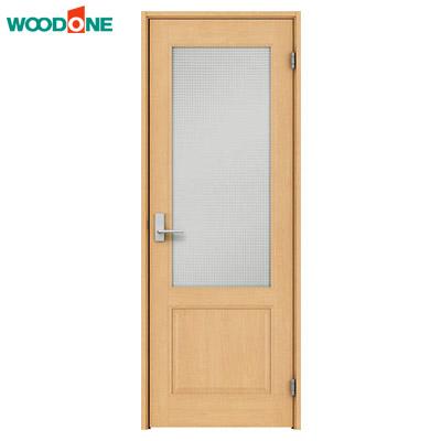 ウッドワン シングルドア(片開きドア)セット(固定枠・枠見込み90/113/155/170・デザインF-YD)WOODONE ソフトアート 建具 内装ドア 立体框組デザインEタイプ