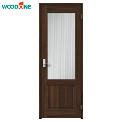 ウッドワン シングルドア(片開きドア)セット(固定枠・枠見込み90/113/155/170・デザインF-YF)WOODONE ソフトアート 建具 内装ドア 立体框組デザインEタイプ
