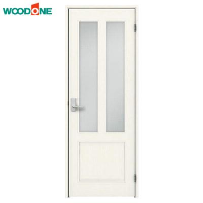 ウッドワン シングルドア(片開きドア)セット(固定枠・枠見込み90/113/155/170・デザインF-YG)WOODONE ソフトアート 建具 内装ドア 立体框組デザインEタイプ