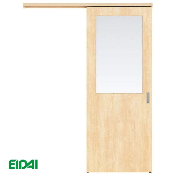 永大産業 アウトセット吊り戸セット【デザイン9M】<壁付タイプ>EIDAI Skism/スキスム 室内ドア 内装ドア 引戸 吊戸