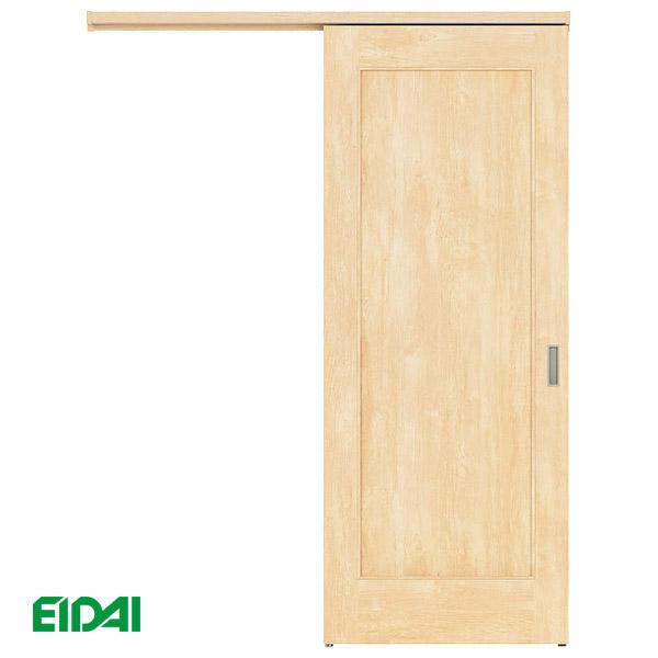 永大産業 アウトセット吊り戸セット【デザインTK】<壁付タイプ>EIDAI Skism/スキスム 室内ドア 内装ドア 引戸 吊戸