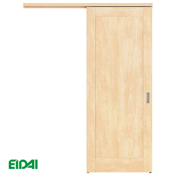 永大産業 アウトセット吊り戸セット【デザインWK】<壁付タイプ>EIDAI Skism/スキスム 室内ドア 内装ドア 引戸 吊戸