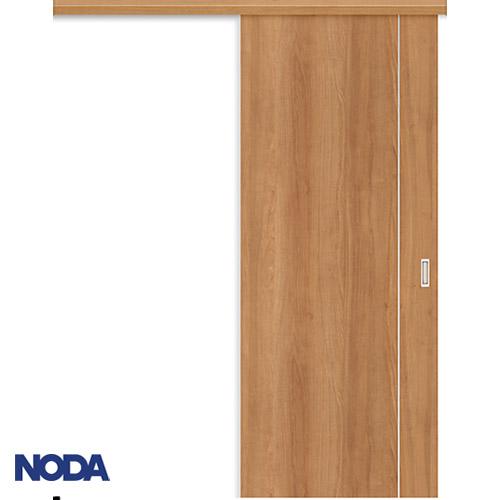 【NODA/ノダ】BINOIE(ビノイエ) アウトセット上吊り引き戸セット 【D-13型】室内ドア 内装ドア 片引戸 パネルタイプ