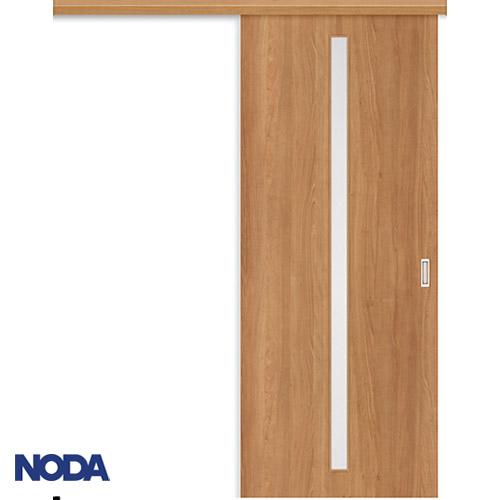 【NODA/ノダ】BINOIE(ビノイエ) アウトセット上吊り引き戸セット 【D-22型】室内ドア 内装ドア 片引戸 採光タイプ