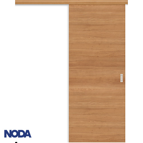 【NODA/ノダ】BINOIE(ビノイエ) アウトセット上吊り引き戸セット 【E-12型】室内ドア 内装ドア 片引戸 パネルタイプ
