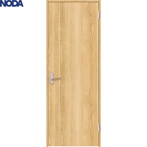 【NODA/ノダ】BINOIE(ビノイエ)片開きドアセット 【D-13型 固定枠/ケーシング枠】 室内ドア 内装ドア 丁番ドア シングルドア 扉 パネルデザイン
