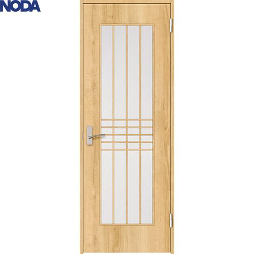 【NODA/ノダ】BINOIE(ビノイエ)片開きドアセット 【D-30型 固定枠/ケーシング枠】 室内ドア 内装ドア 丁番ドア シングルドア 扉 採光デザイン