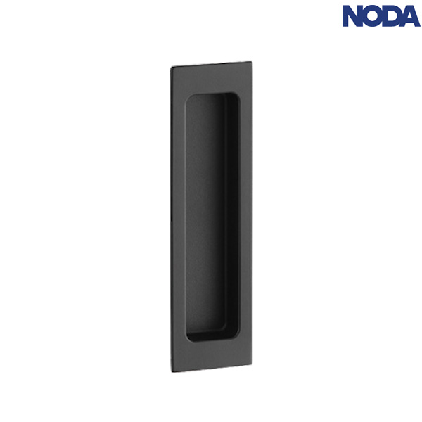 使いやすくシンプルなデザイン NODA ノダ 引手 ダイキャスト製 部材 ブラック 内装引戸 春の新作続々 ビノイエ MP-H621BT 大幅値下げランキング